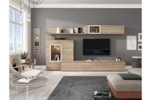 muebles de salon modernos de madera