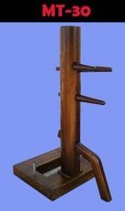 Muñecos de Madera Wing Chun