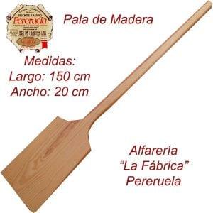 palas de madera para hornos