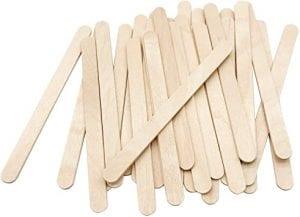 palitos de madera