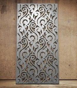 paneles de madera decorativos
