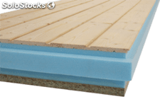 paneles sandwich de madera