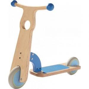 patinetes de madera