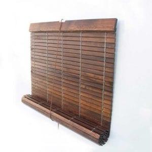 persianas exteriores de madera