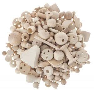 piezas de madera para manualidades
