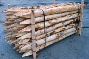 postes de madera para cierres de…