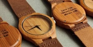 relojes de madera baratos