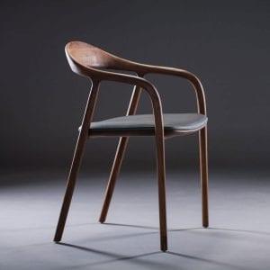 sillas de madera de diseño