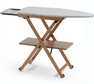 tablas de planchar de madera
