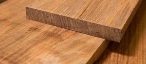 tablones de madera para exterior