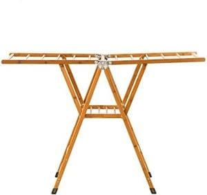 tendederos de madera