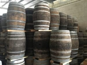 toneles de madera