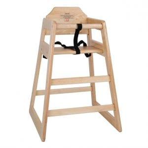 tronas de madera